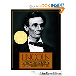 Lincoln: A Photobiography (Houghton Mifflin social studies) Russell Freedman