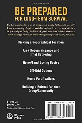 Prepper's Survival Retreats: Your Strategic Relocation Plan