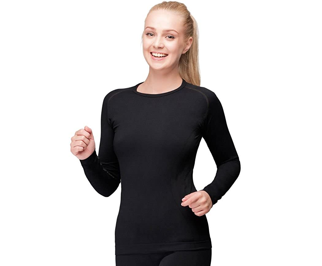 TF Thermoform Thermo-Langarmshirt Outdoor Sport Unterhemd Meryl Skinlife Damen