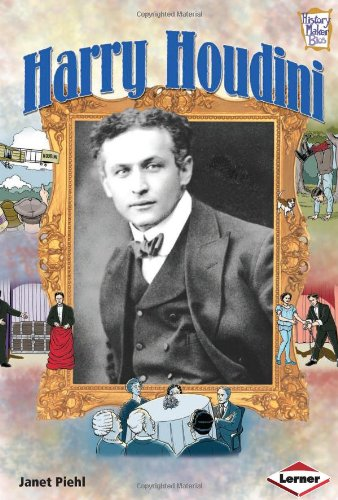 Harry Houdini (History Maker Bios)