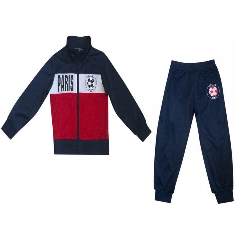 Fashion - Chándal - para niño azul 6 años : Amazon.es: Ropa y ...