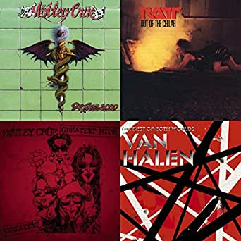 Mötley Crüe and More by Dokken, Quiet Riot, Firehouse, Scorpions