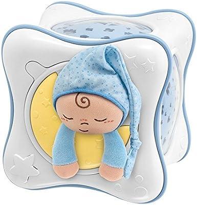 Chicco Proyección Rainbow Cube azul de 0 a 36 meses: Amazon.es ...