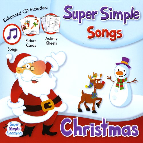 Super Simple Songs Christmas Learning product image