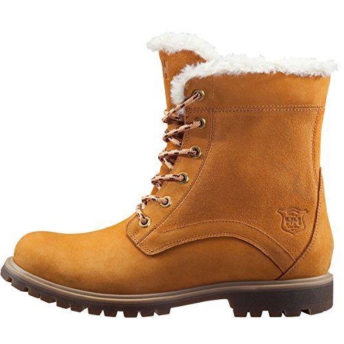 Helly Hansen WoMen Marion Ankle Boots Brown (New Wheat/ Natura/ Gum 724)