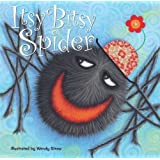 Itsy Bitsy Spider (20 Favourite Nursery Rhymes - Illustrated by Wendy Straw) by Wendy Straw (2014-09-08)
