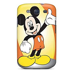 With Nice Appearance (mickey Mouse) For Iphone 6Plus 5.5Inch Case Cover