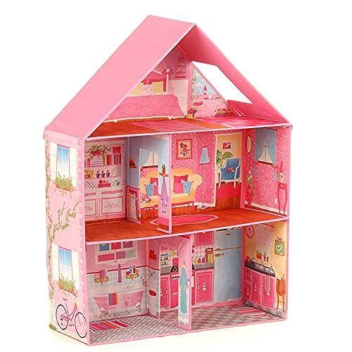 Cardboard Dollhouse: Amazon.com