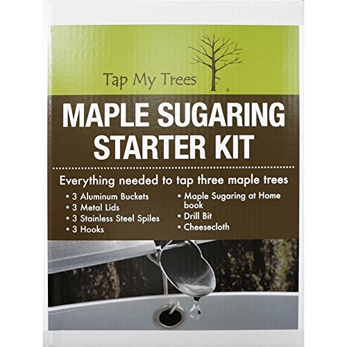 TAP MY TREES Maple Sugar Starter Kit