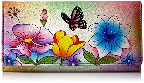 anna-by-anuschka-handpainted-leather-checkbook-wallet-clutchfloral-garden-wallet-flg-floral-garden-o