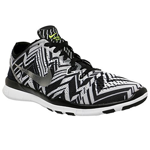 NIKE Womens Free 5.0 TR Fit 4 Print Training shoes (8.5)