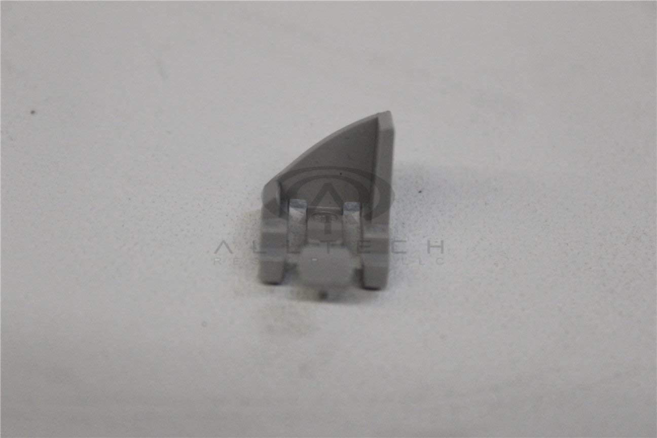 HP Q1636-40036 Hinge locking clip - Locks the ADF/scanner lid assembly on the flatbed scanner