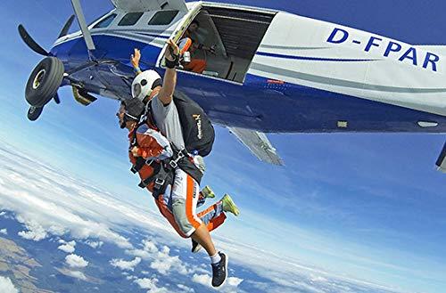 Jochen Schweizer Geschenkgutschein Standorte 1 Fallschirm Tandemsprung