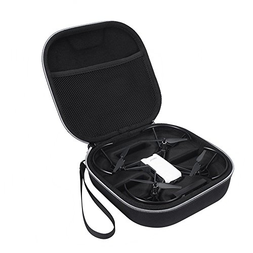 [해외]XBERSTAR DJI Tello 케이스 가방 케이스 소형 전지 4 개 수납 휴대에 편리 / XBERSTAR DJI Tello Case Bag Carrying Case Compact Bag Terry 4 Pieces Storage Convenient For Mobile