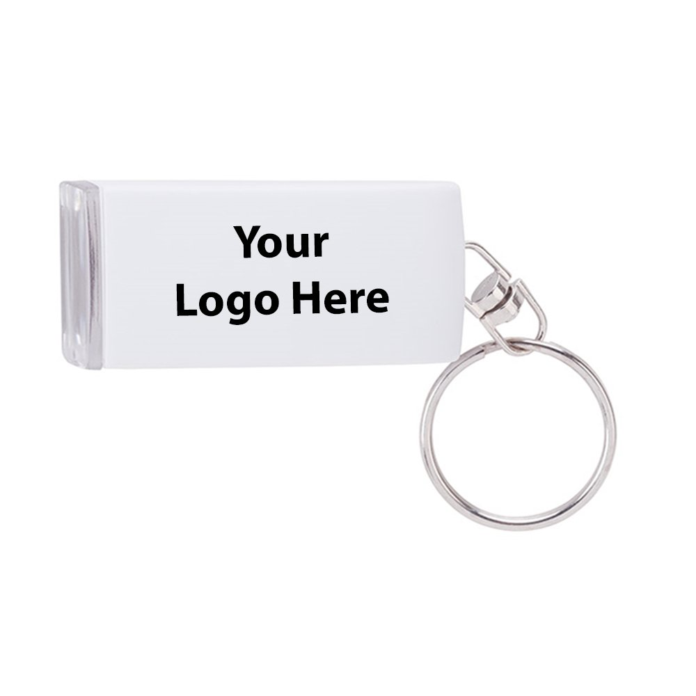 3-In-1 Keychain - 300 Quantity - $1.65 Each - PROMOTIONAL PRODUCT / BULK / BRANDED with YOUR LOGO / CUSTOMIZED