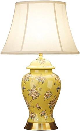 ZGP GPZZGP Éclairage de Chevet Lampe de Table en céramique