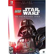 Lego Star Wars: The Skywalker Saga Deluxe Edition - Nintendo Switch