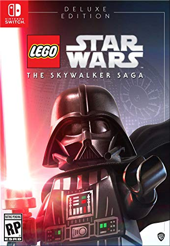 Lego Star Wars: The Skywalker Saga Deluxe Edition - Nintendo Switch