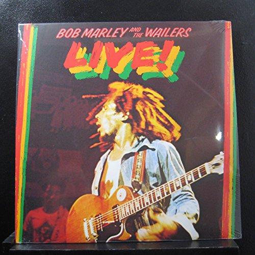 Bob Marley & The Wailers - Live! - Lp Vinyl Record (Bob Marley And The Wailers Live Vinyl)
