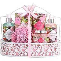 SweetLove Valentine's Day 7-Piece Gift Basket