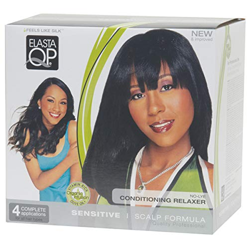 [VALUE PACK] ELASTA QP CONDITIONING RELAXER 4 APP SENSITIVE SCALP NO-LYE