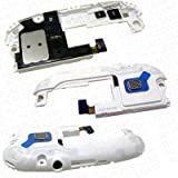 Genuine Samsung Galaxy SIII / S3 i9300 replacement loud speaker buzzer ringer assembly module with headphone jack socket - Original - White