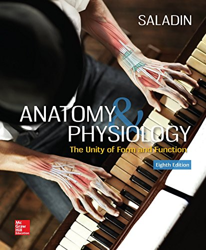 Anatomy & Physiology: The Unity of Form and Function (9781259277726)