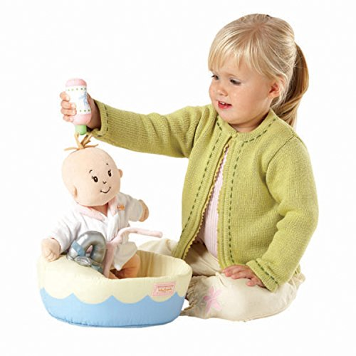 Manhattan Toy Wee Baby Stella 12 Soft Baby Doll and Bathing Set NA