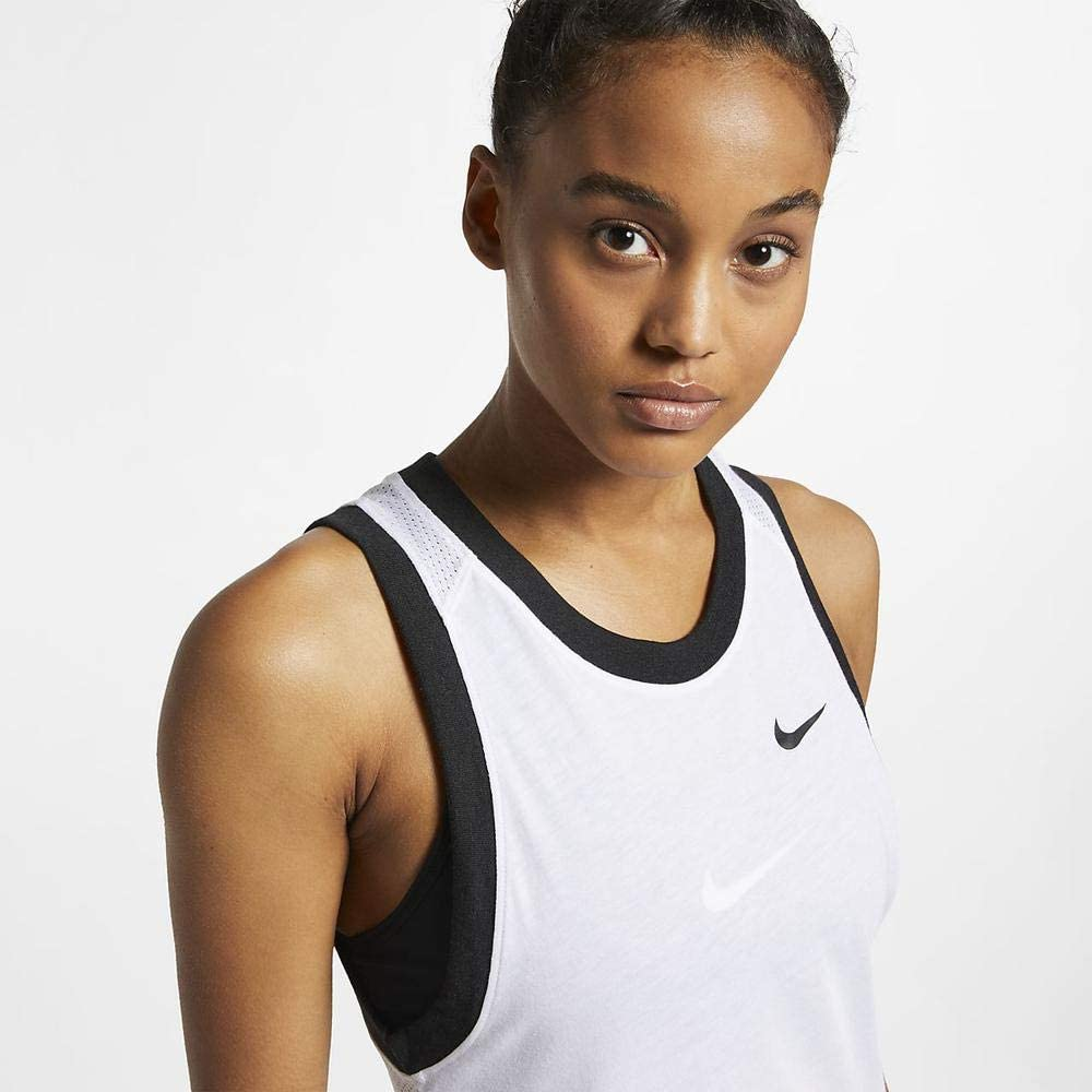 Nike Dri-FIT Elite Tank Top de Baloncesto Mujer