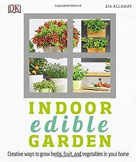 Book Cover: Indoor Edible Garden