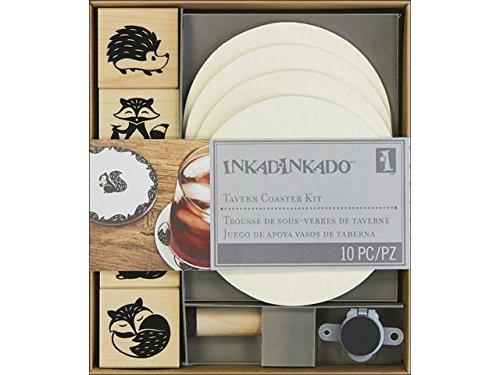 Inkadinkado Stamping Kit, 6