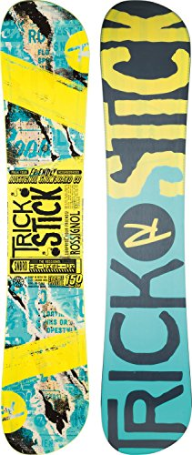 Rossignol Trickstick AF Wide Snowboard Mens Sz 162cm (162cm Snowboard)