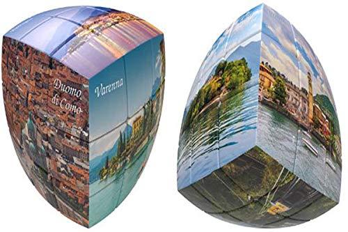 Machebelcart V-Cube Lake Como, Colour Coloured, 095134