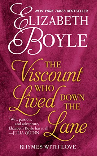 book cover of The Viscount Who Lived Down the Lane