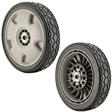 Honda 42710-VH7-010ZA PK2 Gray 9' Lawn Mower Rear Wheels
