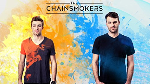 The Chainsmokers Poster Print (12 X 18 inch, Rolled)