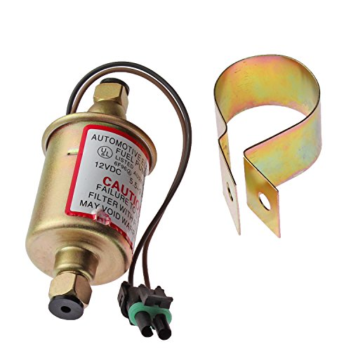 Mover Parts New 6.5L Fuel Lift Pump Fits 1992-2002 GM Diesel ACDELCO