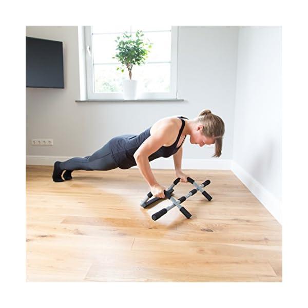 Ultrasport Barra per sollevamento Training da porta, barra per sollevamento, allenamento del torace, trainer… 3 spesavip