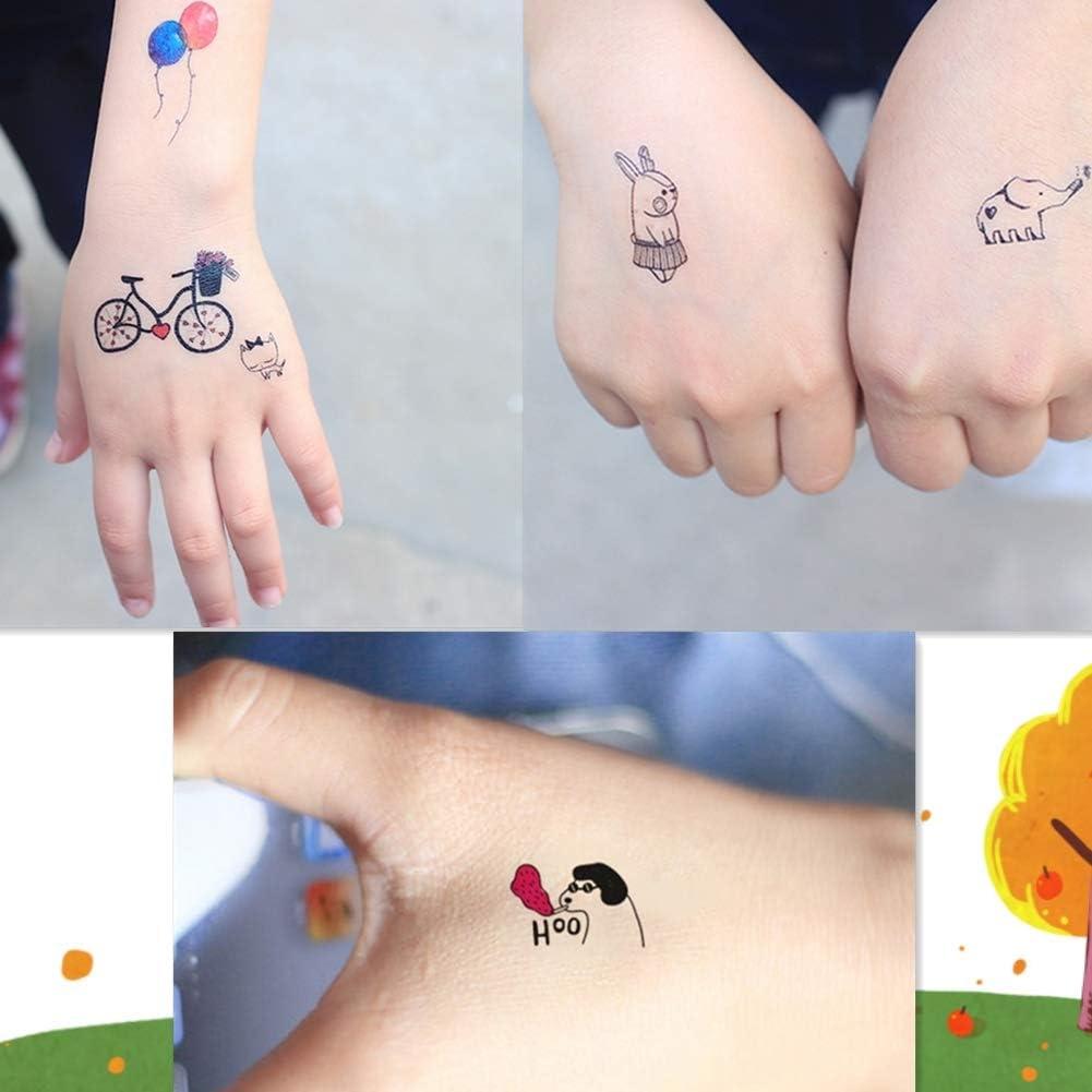 31 Hojas de Tatuajes Temporales para Niñas y Niños, Tatuajes para Recompensas Escolares Juegos Familiares Divertidos, Regalos para Niños Decoraciones para Fiestas No Tóxicos: Amazon.es: Productos para mascotas