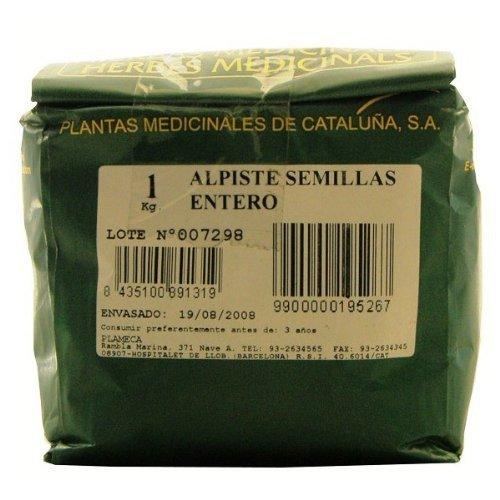 ALPISTE SEMILLAS 1KG..