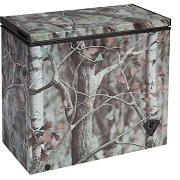GE FCM7CKCD 7.0 Cu. Ft. Camouflage Chest Freezer