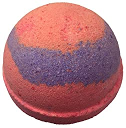 Cosmic Bath Bombs | All Natural, Ultra Lush & Gluten Free | Handmade in the USA with Organic Shea Butter & Organic Sunflower Oil (Variety Kit)
