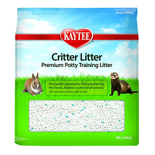 Rabbit Litter (Kaytee Small Animal Critter Litter, 8-Pound)