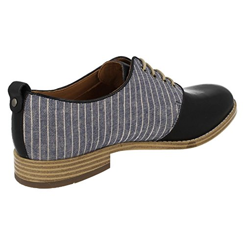 Orinoco Clarks Leather Art Orinoco Art Art Clarks Black Leather Clarks Leather Black Orinoco Black 8PEAR