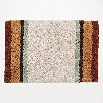 Saturday Knight Jessen Stripes - Bathroom Accessory Bath Rug