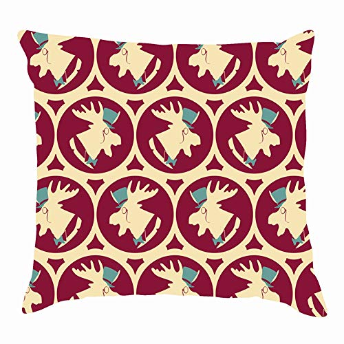 Throw Pillow Cushion Cover, Set Travel s Cruise Ship Anchor Decorative Square Accent Pillow Case, 18 X 18 Inch]()