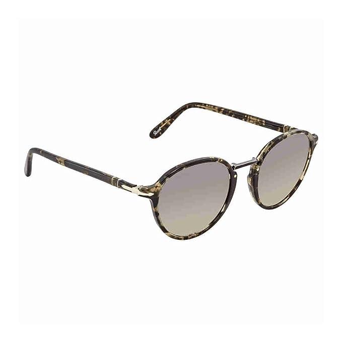 Persol 0Po3184S 106332 51, Gafas de Sol para Hombre, Negro Black/Grey