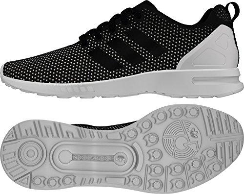 adidas Damen ZX Flux ADV Smooth W Sneakers  65|000 CBLACK/CBLACK/CWHITE
