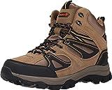 Nevados Men's Talus Hiking Boot, Light Brown/Light Brown/Black, 11.5 M US