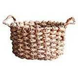 LDFN Umbrella Stand European Style Household Multifunctional Decorative Storage Basket Rattan,Brown-2923cm